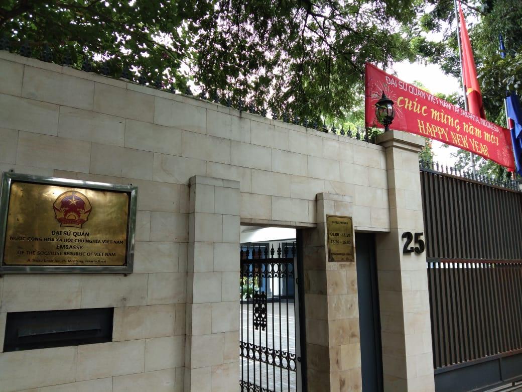 Kedutaan Vietnam di Jakarta