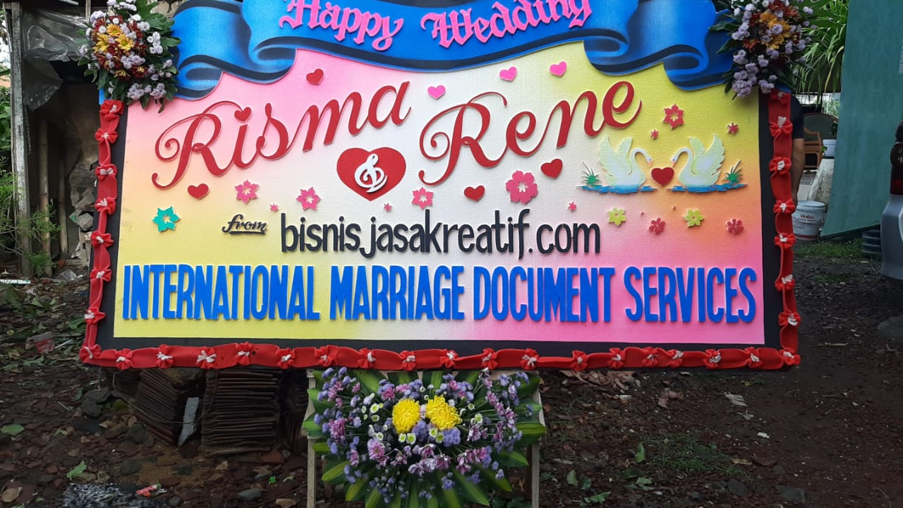 international marriage document services