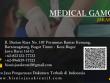 Pendaftaran Medical Gamca Jakarta