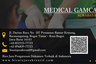 Pendaftaran Medical Gamca Bahrain WA 085212377723