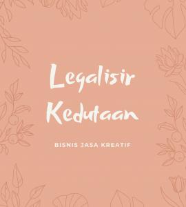 LEGALISIR DI KEDUTAAN