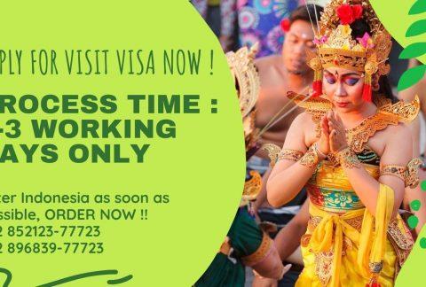 Visa Kunjungan Ke Indonesia