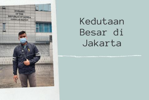 Kedutaan Besardi Jakarta